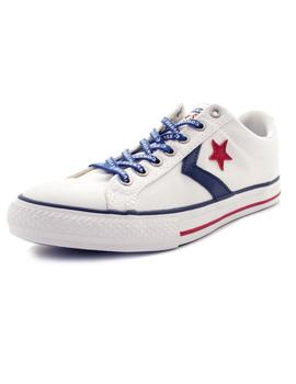 Converse Zapatilla Niños Star Player EV Blanco Mar
