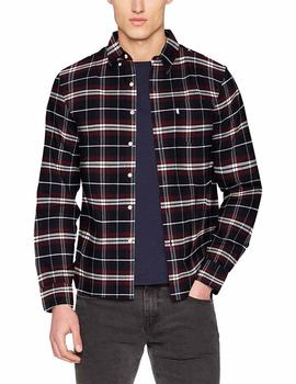 Levis Camisa Hombre Sunset Pocket Shirt Wildcat