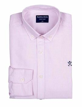Harper And Neyer Camisa Hombre Sport Raya