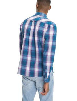 Tommy Jeans Camisa Hombre Essential Check