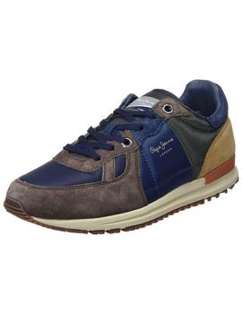 Zapatilla Pepe Jeans Hombre Tinker Pro-Camp