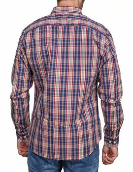 Pepe Jeans Camisa Hombre Corbett Candle
