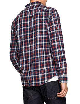 Pepe Jeans Camisa Hombre Hanover