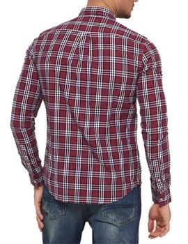 Superdry Camisa Hombre Ultimate University Oxfor