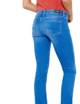 Vaquero Pepe Jeans Piccasilly Azul
