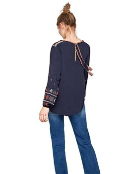 Pepe Jeans Blusa Mujer Anubis