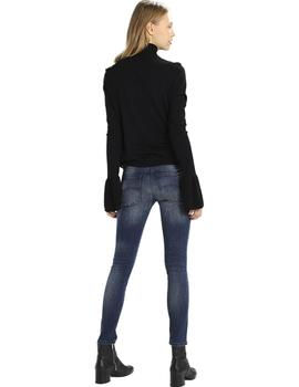 Tommy Jeans Vaquero Mujer Mid Rise Skinny Nora 7/8