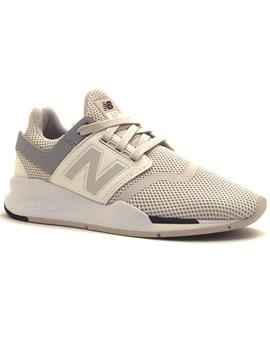 New Balance Zapatillas Mujer 247 V2 LifeStyle Beige