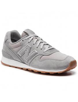 New Balance Zapatillas Mujer WR996 LifeStyle Gris
