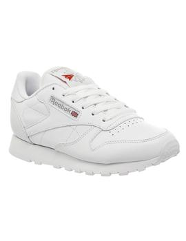 Reebok Zapatillas Unisex Classic Leather Blanco