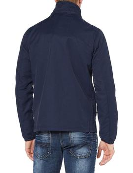 Tommy Jeans Chaqueta Hombre Essential Hooded Marino