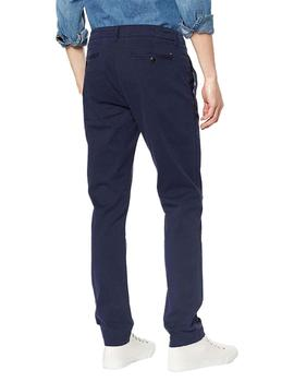 Tommy Jeans Pantalones Hombre Essential Slim Marino