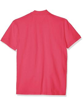 Tommy Jeans Polo Hombre Tommy Classics Solid Fucsia