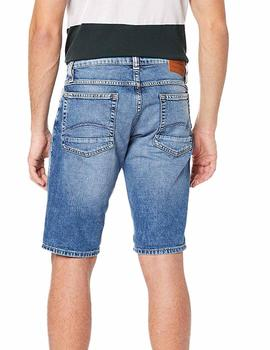 Tommy Jeans Bermudas Hombre Ronnie Elkmb Azul