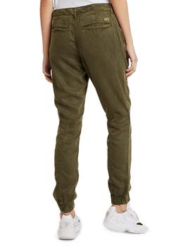 Superdry Pantalones Mujer Lace Rookie Pant Kaki