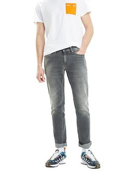 Vaquero Hombre Tommy Jeans Scanton Heritage Gris Oscuro