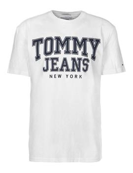 Tommy Hilfiger Camiseta Hombre Essential College T