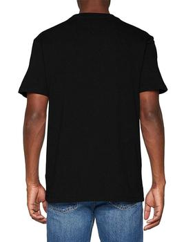 Tommy Jeans Camiseta Hombre Small Text Tee