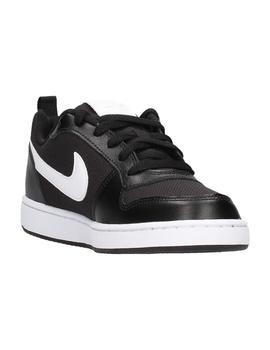 Zapatillas Mujer Nike Court Borought Low Negras