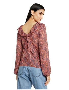 Blusa Mujer Pepe Jeans Iliana Flores