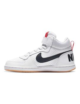 Zapatillas Niños Nike Court Borough MID FA19