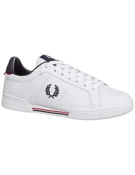 Zapatillas Fred Perry B722 Leather Blanco