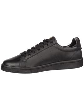 Zapatillas Fred Perry B721 Leather Negro