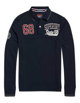 Superdry Polo Hombre Classic Superstate Polo
