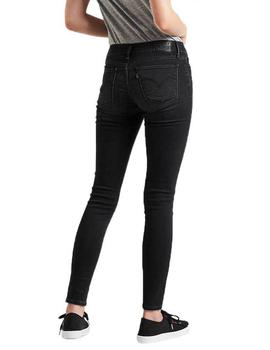 Vaquero Mujer Levis Innovation Super Skinny Freak Out