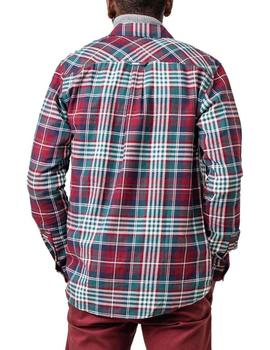 Camisa Hombre Tommy Jeans Essential Brushed