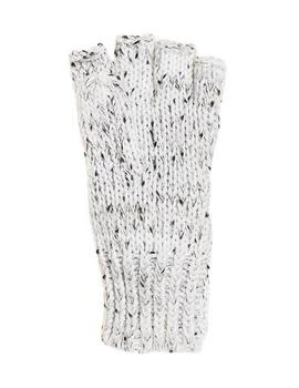 Guantes Mujer Superdry Gracie Cable Glove Gris