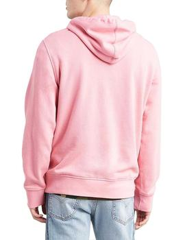 Levis Sudadera Hombre Modern Hm Hoodie Rosa