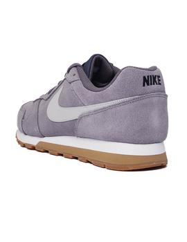 Nike Zapatilla Hombre MD Runner 2 Suede Gris