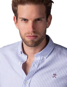 Camisa Hombre Harper And Neyer Oregón Light Blue