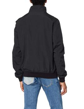 Cazadora Hombre Tommy Jeans Essential Bomber Jacket Negro