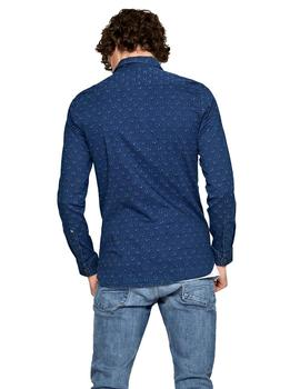Camisa Hombre Pepe Jeans Axel