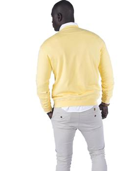 Sudadera Hombre Harper And Neyer B Terrier Amarillo