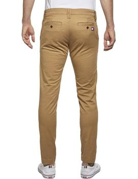 Pantalón Hombre Tommy Jeans Scanton Chino Pant Camel
