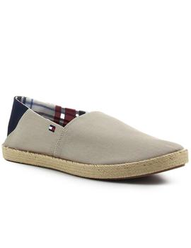 Alpargata HombreTommy Hilfiger Easy Summer Slip On Beige