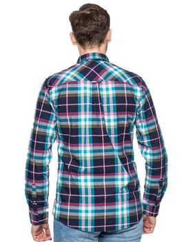 Camisa Hombre Tommy Jeans Essential Multi