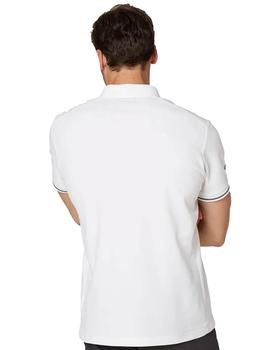 Polo Hombre Helly Hansen Shore Blanco