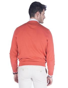 Jersey  Hombre Harper And Neyer Round Neck Icon Coral