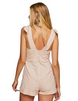 Mono Mujer Maggie Sweet Claire Dungarees Pink