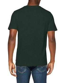 Camiseta Hombre Levis Housemark Graphic Tee Outline