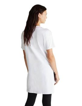 Camiseta Mujer Edc No Bad Days Blanco