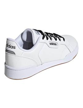 Zapatillas Unisex Adidas Roguera Junior Blanco