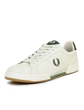 Zapatilla Hombre Fred Perry B722 Leather Porcelana