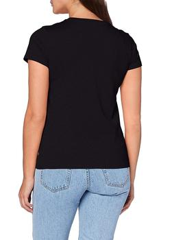Camiseta Mujer Levis The Perfect Tee Cactus Flower Caviar