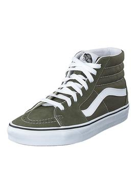 Zapatillas Vans Sk8 High Khaki