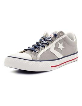 Converse Zapatilla Mujer Star Player EV Gris